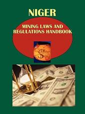 Niger Mining Laws and Regulations Handbook