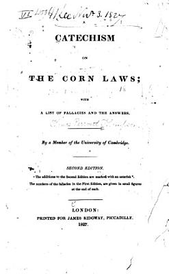 A Catechism on the Corn Laws
