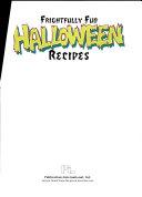 Frightfully Fun Halloween Recipes PDF