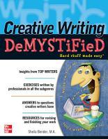 Creative Writing DeMYSTiFied PDF