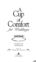 Cup Of Comfort For Weddings PDF