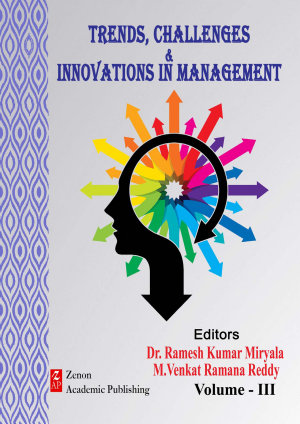 Trends  Challenges   Innovations in Management   Volume II PDF