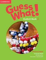 Guess What! American English Level 3 Student's Book
