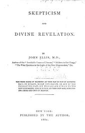 Skepticism and Divine Revelation