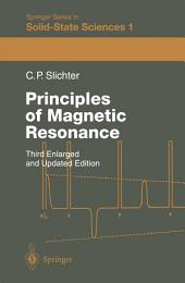Principles of Magnetic Resonance: Edition 3