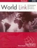 Workbook for World Link Intro Book PDF