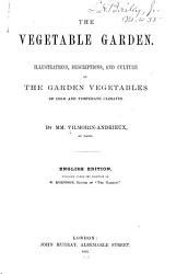 The Vegetable Garden Book PDF