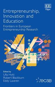 Entrepreneurship  Innovation and Education