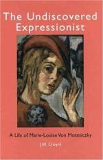 The Undiscovered Expressionist