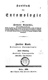 Handbuch der Entomologie: Band 2