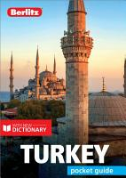 Berlitz Pocket Guide Turkey  Travel Guide eBook  PDF