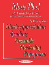 Music Plus! An Incredible Collection: For Violin Ensemble, or with Viola and/or Cello