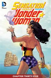 Sensation Comics Featuring Wonder Woman (2014-) #35