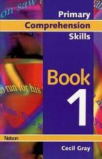 Primary Comprehension Skills - Book 1