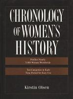 Chronology of Women s History PDF