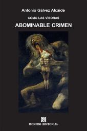 Abominable crimen