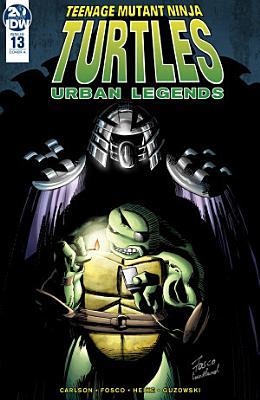 Teenage Mutant Ninja Turtles  Urban Legends  13 PDF