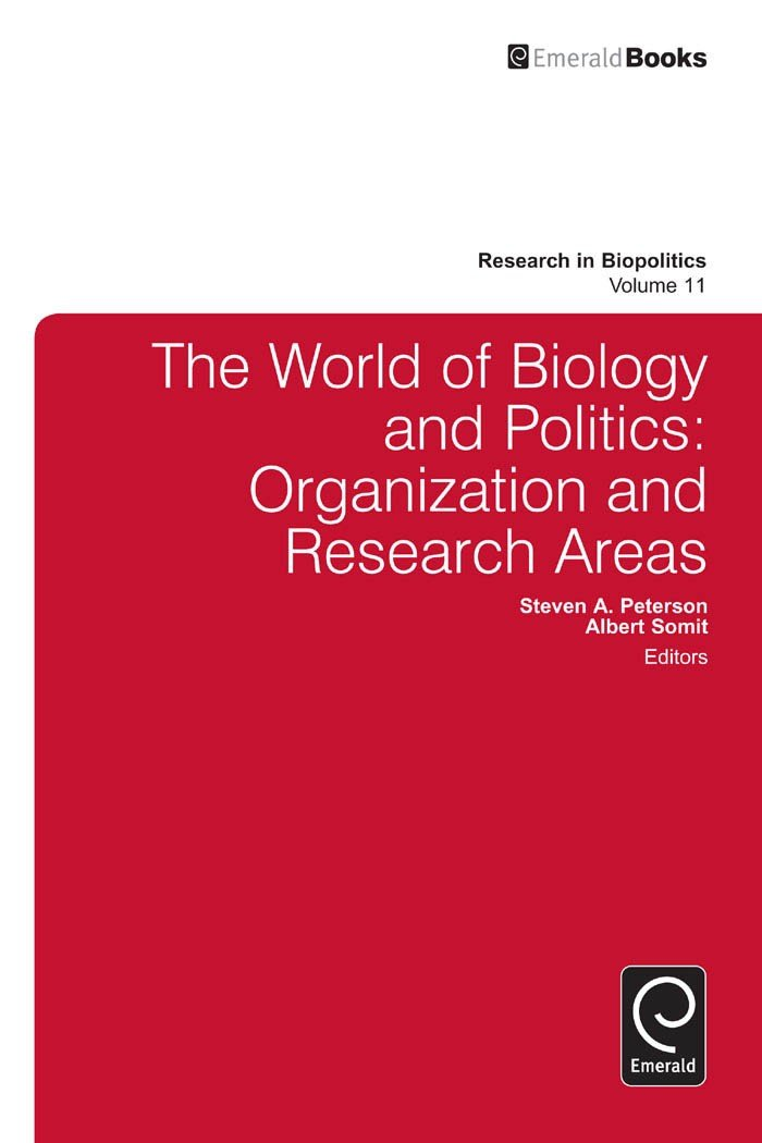The World of Biology and Politics