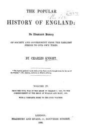 Popular history of England: Volume 4