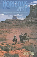 Horizons West  The Western from John Ford to Clint Eastwood