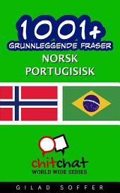 1001+ grunnleggende fraser norsk - portugisisk