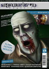 Spectra Magazine - Issue 2: Sci-fi, Fantasy and Horror Short Fiction
