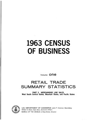 1963 Census of Business PDF