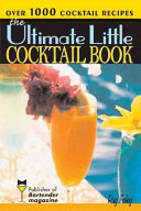 The Ultimate Little Cocktail Book PDF