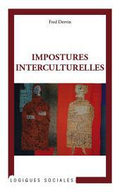 Impostures interculturelles