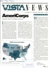National VISTA news: Volume 1
