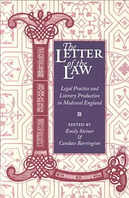 The Letter of the Law PDF
