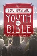 NIV Soul Survivor Youth Bible Hardback