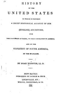 History of the United States Book