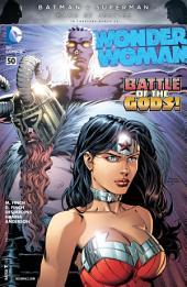 Wonder Woman (2011-) #50