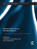 Democracy versus Modernization