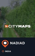 City Maps Nadiad India