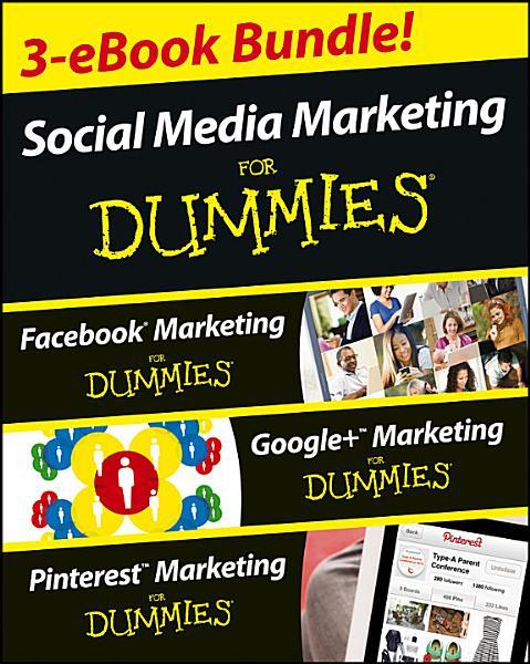 Social Media Marketing For Dummies eBook Set PDF