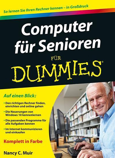 Computer f  r Senioren f  r Dummies PDF