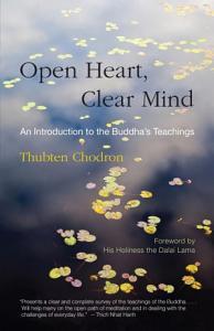 Open Heart  Clear Mind Book