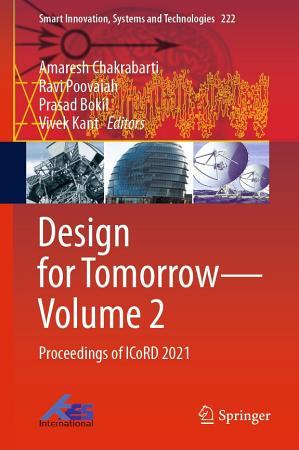 Design for Tomorrow   Volume 2 PDF