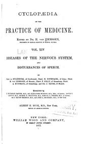 Cyclopædia of the Practice of Medicine: Volume 14