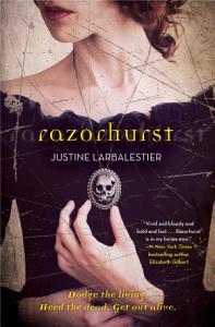 Razorhurst Book