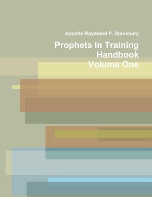 Prophets in Training Handbook