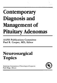 Contemporary Diagnosis and Management of Pituitary Adenomas