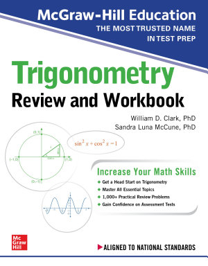 McGraw Hill Education Trigonometry Review and Workbook