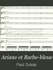 Ariane et Barbe-bleue: conte en trois actes