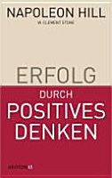 Erfolg durch positives Denken PDF