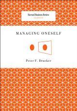 Managing Oneself PDF