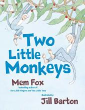 Two Little Monkeys: With Audio Recording