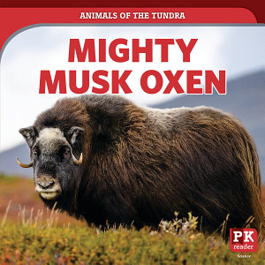Mighty Musk Oxen